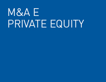 M&A e Private Equity