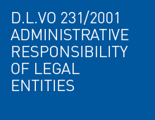 D.L.Vo 231/2001 Administrative Liability of Entities