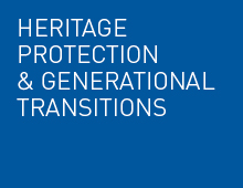 Heritage protection and generational transitions